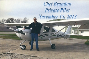 Passed PPL Checkride