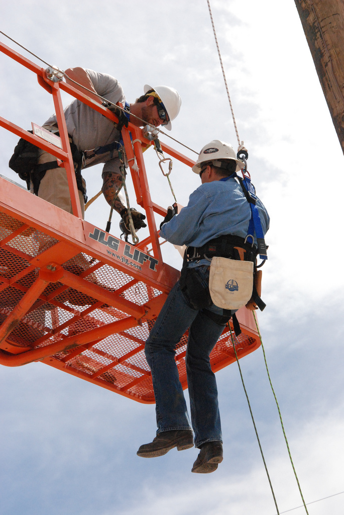 fall protection in use osha's top citation fall protection new gear, new regulations and
