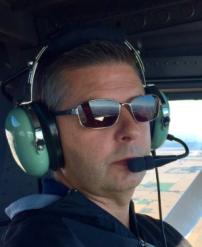 Chet Pilot Head Shot
