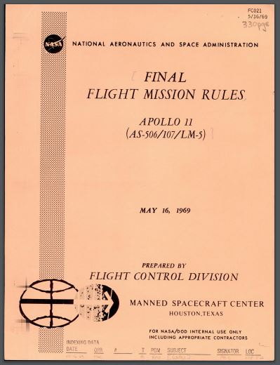 A 11 Mission Rules Pic
